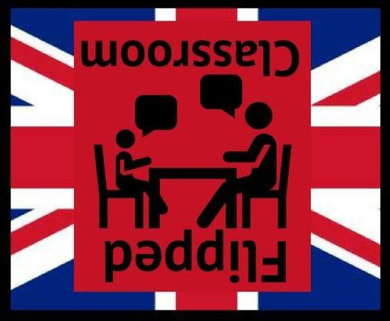 Classe inversée - Approche pédagogique en anglais