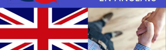 Accompagnement en Anglais des Entreprises