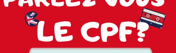 C'est le moment d'utiliser votre CPF pour Apprendre l'anglais