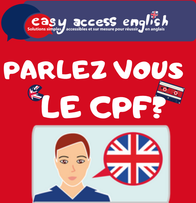 Apprendre l'anglais avec le CPF