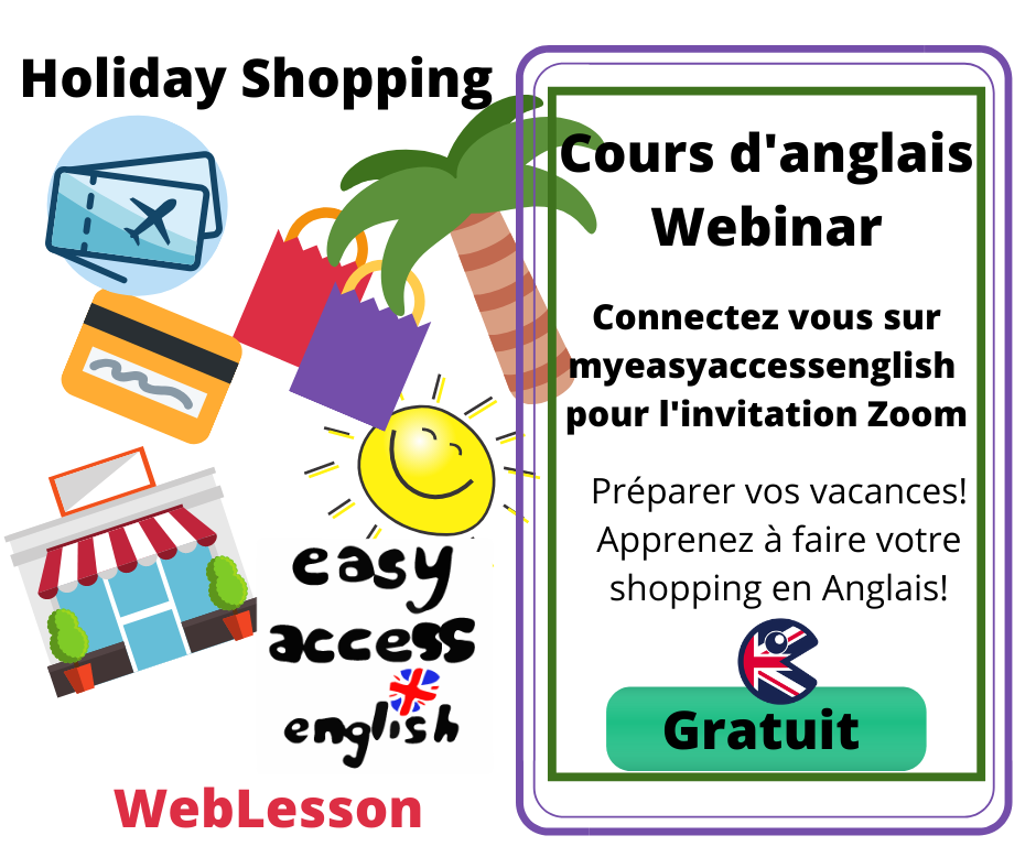 webinar apprendre à parler anglais