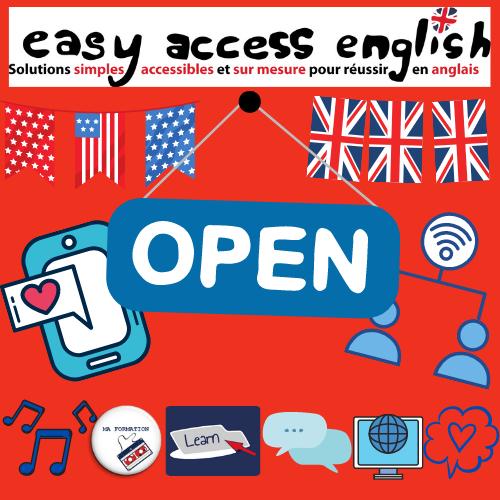 Cours anglais à distance