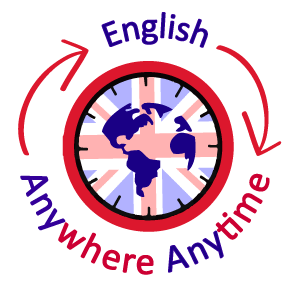 English - Anywhere, Anytime